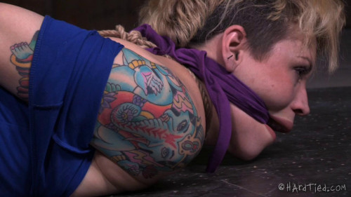 bdsm Essence of Pain - Elizabeth Thorn Jack Hammer - BDSM, Humiliation, Torture