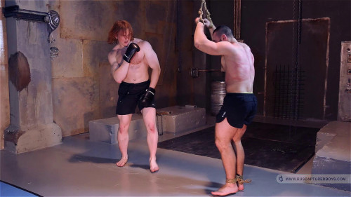 Gay BDSM Slaves Gladiators - Final Part