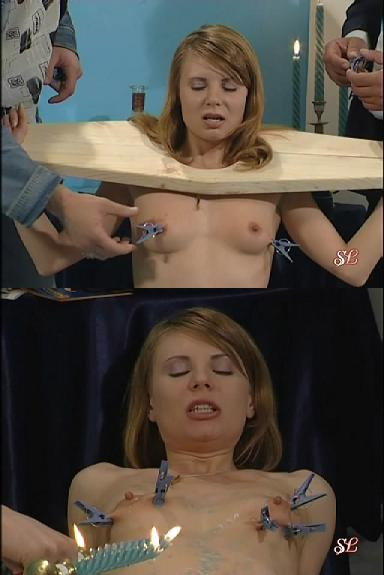 DOWNLOAD from FILESMONSTER:  BDSM Extreme Torture  Russian in all its glory!
