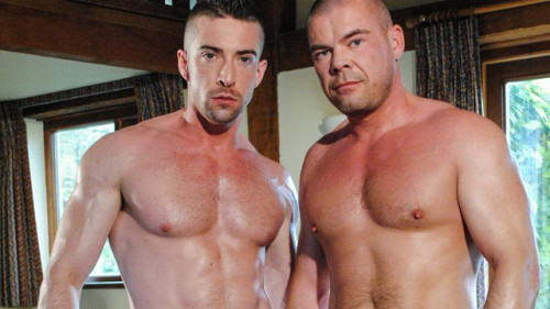 HardBritL - Jake Lewis and Scott Hunter