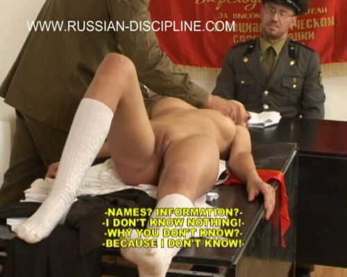 bdsm Discipline In Russia Volume 25 C.C. Institute