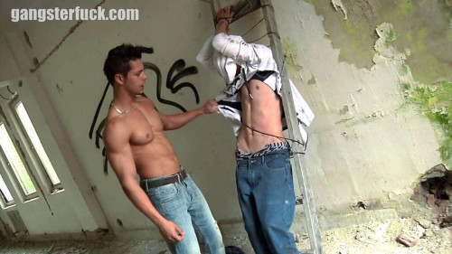 Gay BDSM The Thief part 2