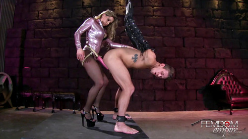 Femdom and Strapon Rachel Rox - Nothing Butt Ass