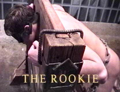 Gay BDSM The Rookie