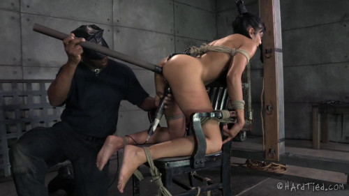 bdsm HT - Beretta James, Jack Hammer - Gunning For Beretta - September 10, 2014 - HD