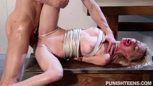 bdsm Disciplined Teens 3 Maddy Rose