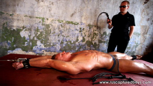 Gay BDSM Slave Vasily - Returned to Correct - Final