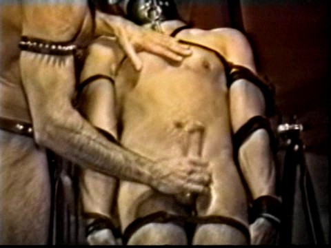 Gay BDSM Obedience Training