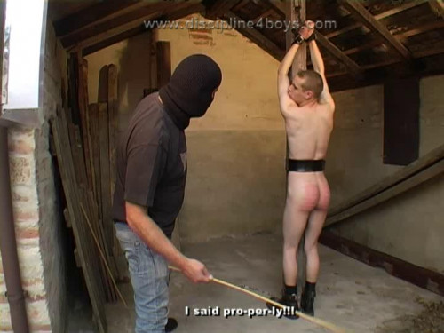 Discipline4Boys - Labour Camp 1