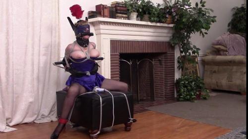 bdsm Bondage Orgasm for Ponygirl Lorelei Part 2