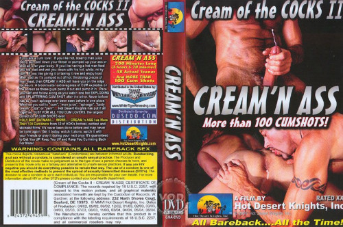 Cream Of The Cocks II - Cream N Ass