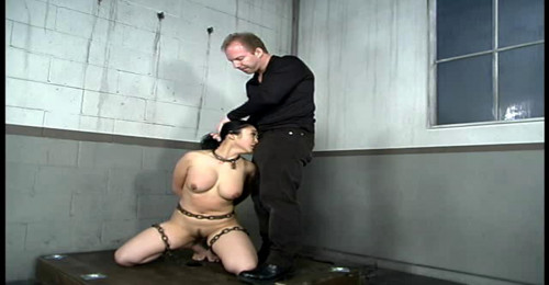 bdsm Mika And Her Dinner Date