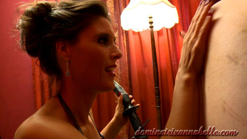 Femdom and Strapon girl scene 1 part 2