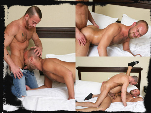 ManHandled - Taking It Like A Champ - Steve Vex and Scott Campbell