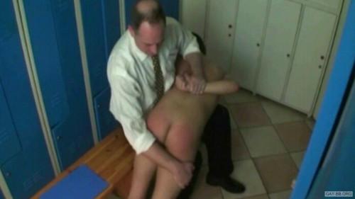 Gay BDSM Spanking Twink
