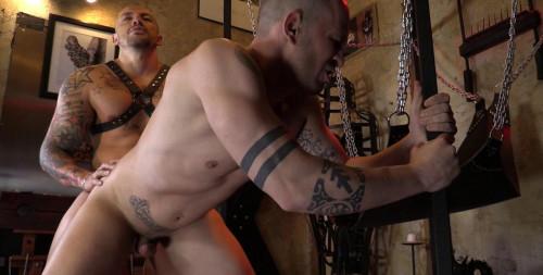 Gay BDSM Jordano Will Master Punisher