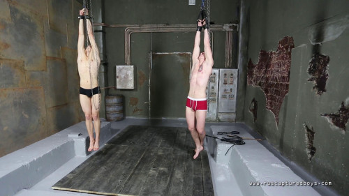 Gay BDSM Two robbers - Final Part