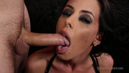 bdsm Brandy Aniston electro play sex