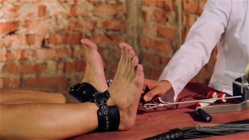 Gay BDSM ruscapturedboys - Resale of Bodybuilder Roman (Full)
