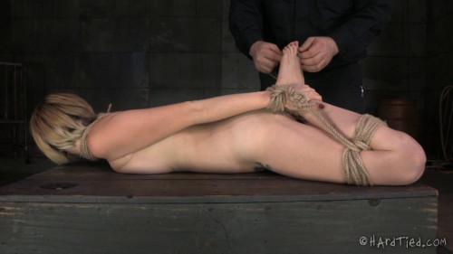 bdsm An Intense Inverted Suspension Orgasm