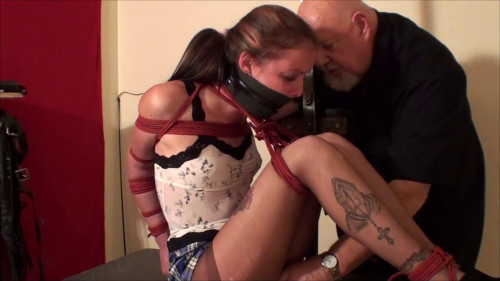 bdsm TB - Nabbed and Bound