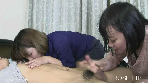 Femdom and Strapon Amateurs - Estrus of meek woman