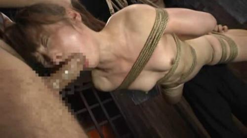 bdsm Nawa Loincloth Blonde Slave Adrianna Nicole