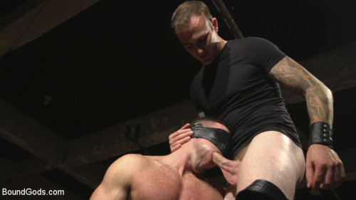 Gay BDSM The One and Only, Alex Mecum