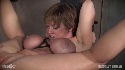 bdsm Dee cums over and over on dick