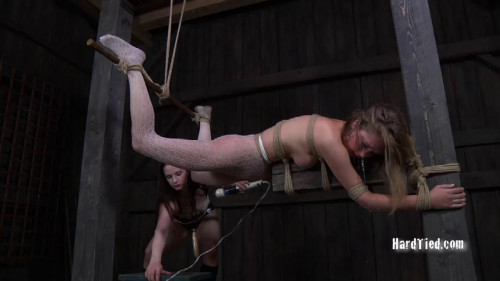bdsm Caught in the Web Part Two - Star , Claire Adams