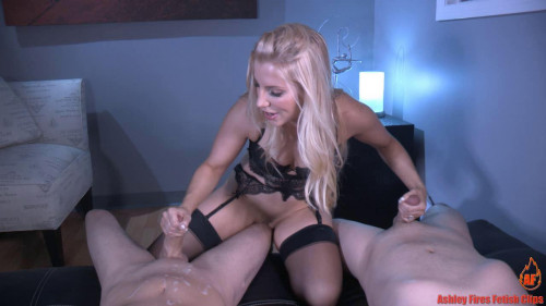 Femdom and Strapon Ashley Fires Fetish Clips A M. Love Mommy Makes Her Boys Cum Together (2016)