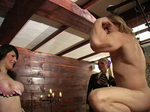Femdom and Strapon Hera Horror Picture Show