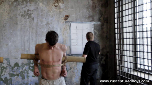 Gay BDSM RusCapturedBoys – Slaves Competition - Final Part