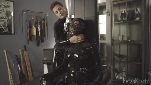 bdsm Nenetl Gets the Chair