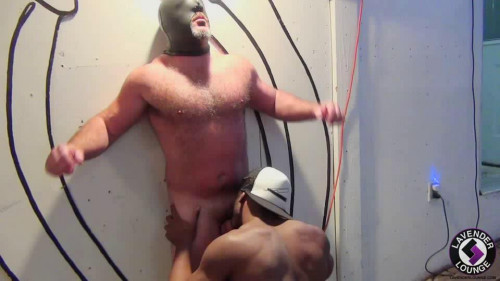 Gay BDSM Lavender Lounge