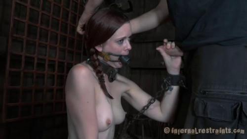 bdsm Captive Barn Trials