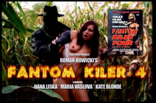 Teraz Films - Erotic Horror - Fantom Kiler 4 -