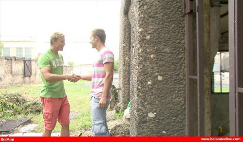 BelAmi - Florian Nemec & Sascha Chaykin