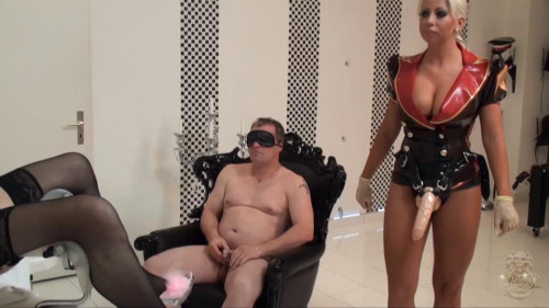 Femdom and Strapon Exclusive The Best Collection Of Lady Kate. Part 1.