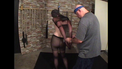 bdsm Tape and Rope For Tricia Part Two