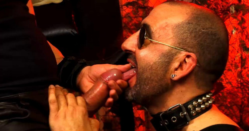 Gay BDSM Rovitoni And Alejandro Like Fetish Games