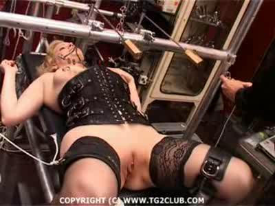 bdsm TG - Slave Angel Part 16