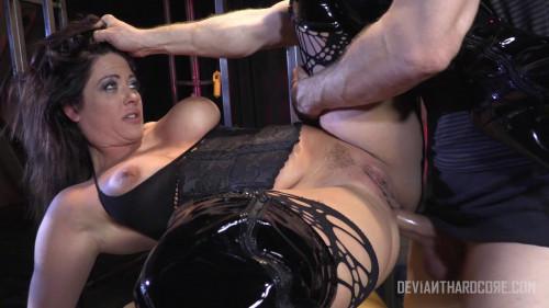 bdsm Rough anal BDSM