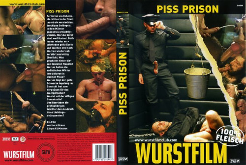 Wurstfilm, Dark Alley Media - Piss Prison