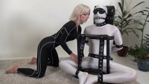 Femdom and Strapon The Breaker Box