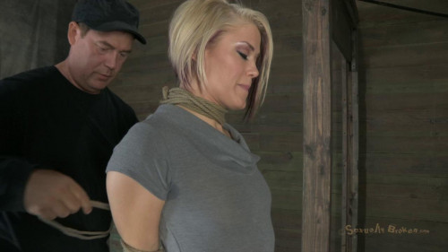 bdsm Brutal Face Fucking and a Nasty Pile Driver