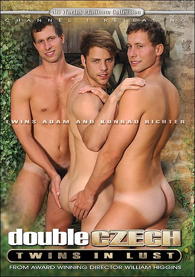 Double Czech Twins In Lust