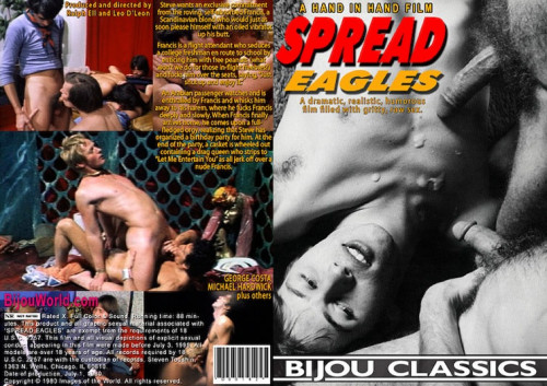 Spread Eagles - George Costa, Michael Hardwick (1980)
