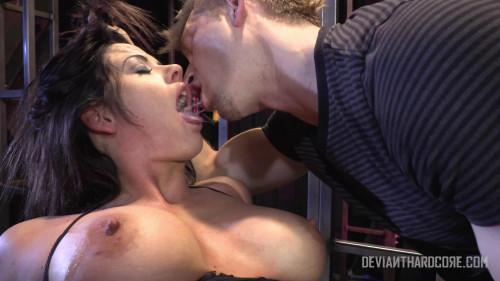 bdsm Holly Heart (Holly Heart rough anal BDSM)