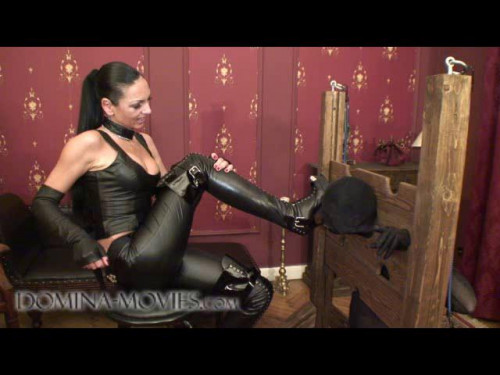 Femdom and Strapon Very Nice Exclusive Collection Domina Movies. Part 2.